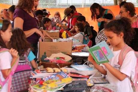 <p>Na escola municipal Amorim Lima, em SP, alunos, pais e educadores organizam&nbsp;</p>