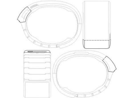 """Relógio inteligente da Samsung pode ter tela de 2,5"""" e câmera de 4 MP"""