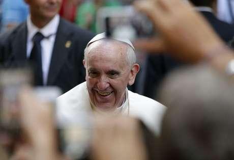 """""""Não à guerra!"""", declarou em um apelo solene o papa Francisco"""