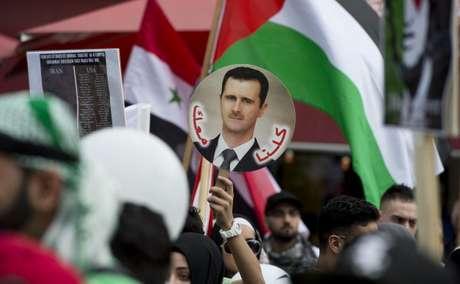 <p>El presidente Sirio continúa exhortando a los EE.UU. y países aliados a desestimar los planes de ataque.</p>