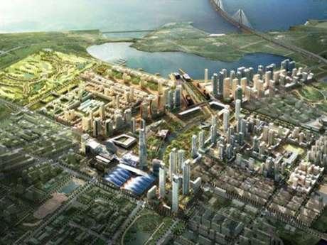 Cidade hi-tech foi planejada para ter soluções de sustentabilidade e tecnologia nos mínimos detalhes, da qualidade de vida ao reaproveitamento do lixo para geração de energia