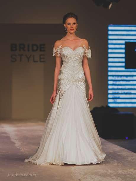 Desfile de Samuel Cirnansck no Bride Style 2013