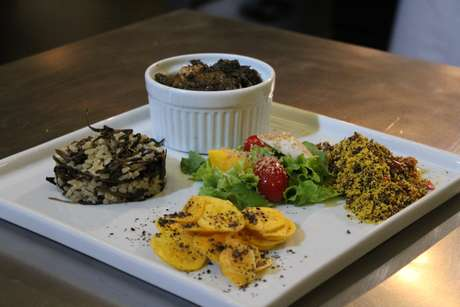 <p>A maniçoba vegetariana, do restaurante Govinda, de Belém,venceu o concurso de melhor PF do Brasil</p>