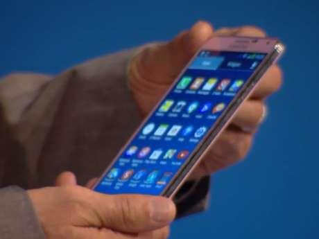 SP: Samsung faz pré-venda do Galaxy Note 3 e Galaxy Gear