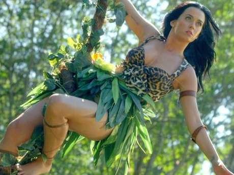 <p>Katy Perry difundióel clip oficialdel primer sencillo de su nuevo álbum, 'PRISM'.</p>