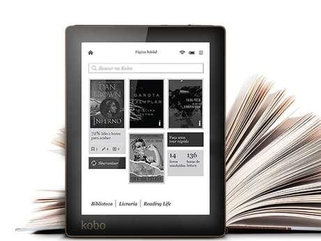 E-readers e livros digitais mudam paisagem da Bienal do Livro
