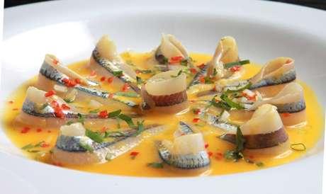 O ceviche é o prato mais tradicional da culinária peruana, que ganhou reconhecimento mundial nos últimos anos