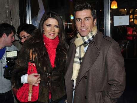 Ivette y Fernando tienen tres hijos y un consolidado matrimonio.