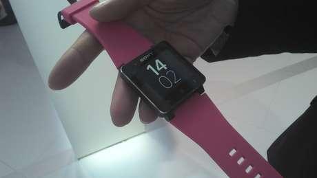 Relógio inteligente da Sony é mini Android, mas recursos são limitados