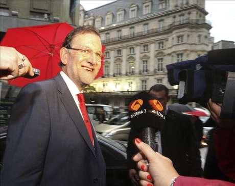 <p>Mariano Rajoy, presidente del gobierno español.</p>
