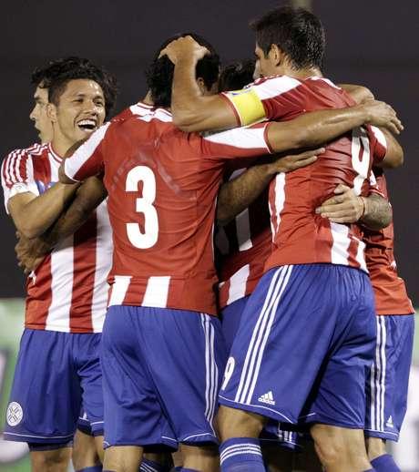 <p>Paraguai venceu por 4 a 0, mas ocupa apenas a vice-lanterna da competição</p>