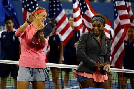<p>Serena Williams rubricó la mejor temporada de su carrera al ganar su sexta corona del Abierto de tenis de Estados Unidos.</p>