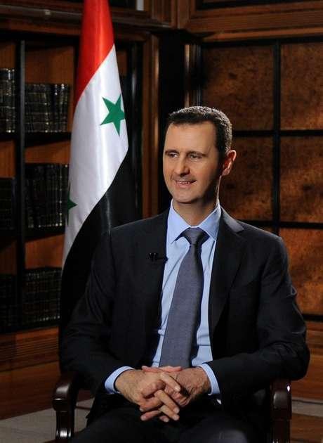 Bashar al-Assad, em foto de junho de 2012