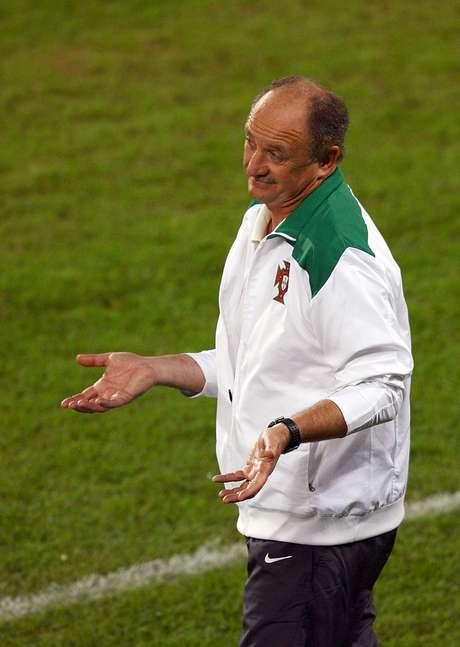 <p>Brasileiro comandou a seleção portuguesa entre 2003 e 2008</p>