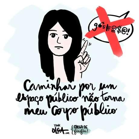 Segundo jornalista Juliana de Faria, uma das responsáveis pela pesquisa, agressão verbal também traumatiza