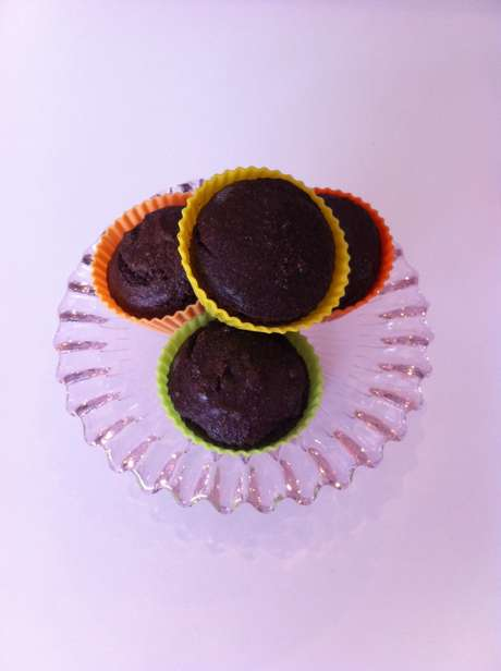 <p>Muffin de chocolate</p>
