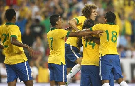 <p>Seleção Brasileira melhorou posição no ranking</p>
