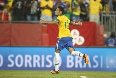 <p>A Seleção Brasileira conseguiu mais uma vitória imponente, nesta terça-feira: com destaque para Neymar, o time de Felipão venceu Portugal por 3 a 1, de virada, em Boston, nos Estados Unidos</p>