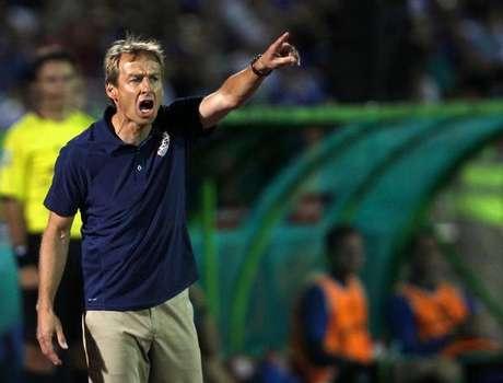 <p>Técnico da seleção norte-americana admitiu que equipe tem poucas chances na Copa do Mundo</p>