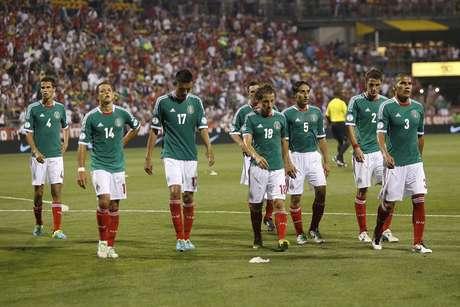 México perdeu para Estados Unidos na última quarta e se encontra fora do grupo que iria à Copa