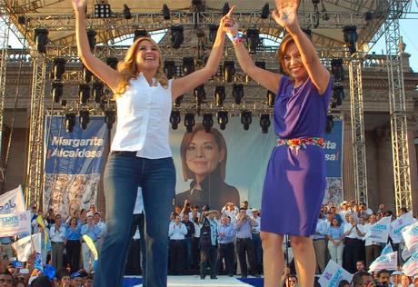 <p><strong>Margarita Arellanes</strong><br />La alcaldesa de Monterrey,puntea la lista de aspirantes albiazules. Tiene a su favor su condición de mujer y una popularidad en ascenso desde que tomó protesta al frente del Municipio.</p>