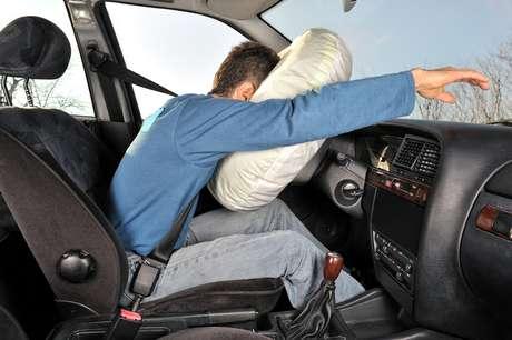 <p>Airbag defeituoso foi produzido pela fabricante japonesa Takata</p>