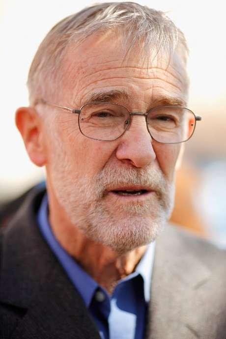 O ex-agente da CIA Ray McGovern, em foto de 2011