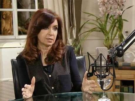 <p>Presidente argentina, CristinaKirchner, 60 anos, sofre de problemas cardiovasculares</p>