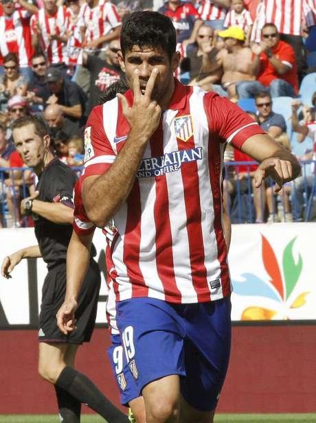 Fifa informa que Espanha ainda não pode convocar Diego Costa