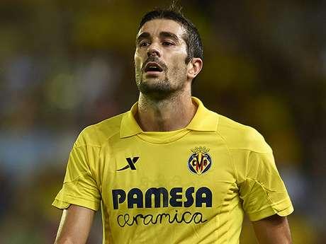 Cani, jugador del Villarreal