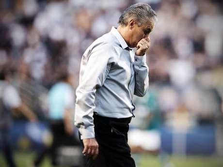 <p>Tite não acredita que tenha faltado vontade para o Corinthians</p>
