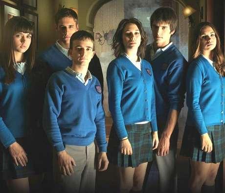 """""""El internado"""" fue producida por Globomedia para la cadena española Antena 3."""