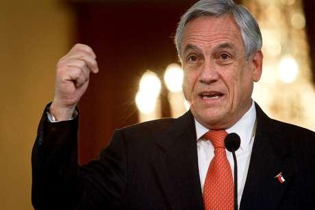 Presidente Sebastián Piñera.