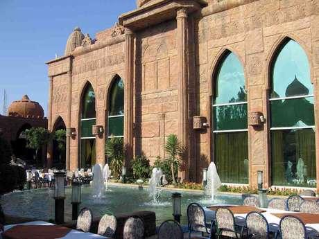 Maior restaurante do mundo fica na Síria