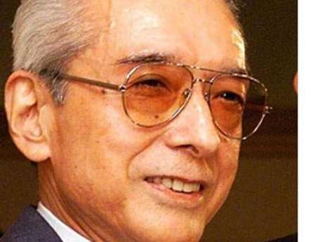 <p>Hiroshi Yamauchi foi presidente de 1949 até 2002</p>
