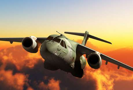 Avião militar deve começar a ser comercializado no fim do ano