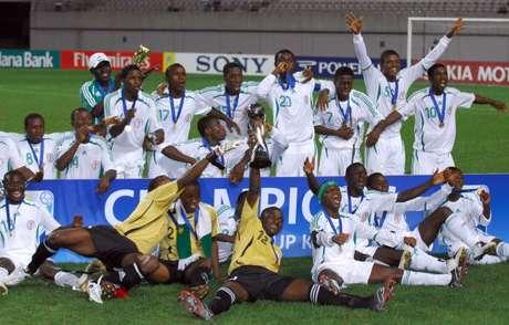 Nigeria Es el segundo máximo ganador de la categoría, tras levantar los trofeos de 1985, 1993 y 2007.