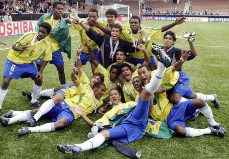 <p>Brasil fue el primer campeón de la especialidad en 1997.</p>