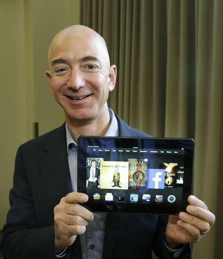 <p>Evento de lançamento está marcado para a próxima quarta-feira e terá presença de Jeff Bezos</p>