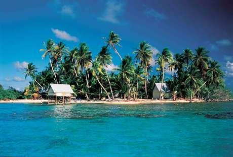 <p>Manihi oferece uma verdadeira viagem paradisíaca emum destino onde poucos turistas se aventuram</p>