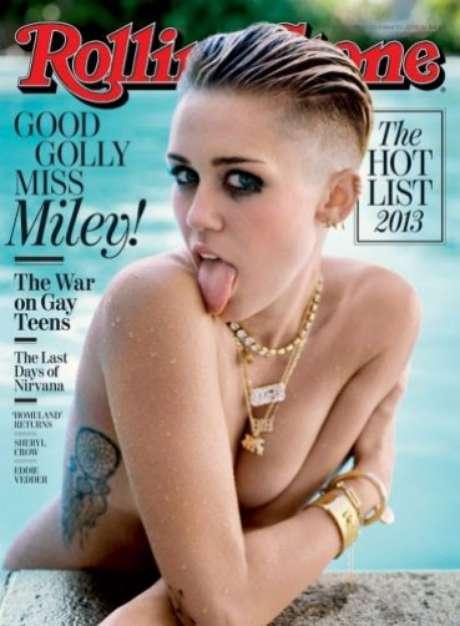 <p>Cantora de 20 anos na capa da Rolling Stone</p>