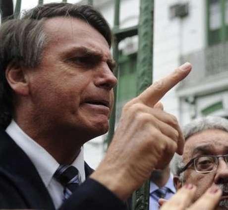 <p>No ano passado,Bolsonaro (PP-RJ) se envolveu em uma briga com o senador Randolfe Rodrigues (Psol-AP)</p>