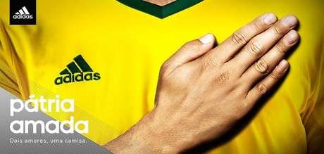 <p>Nova camisa palmeirense pode entrar em campo ainda nesta Série B</p>