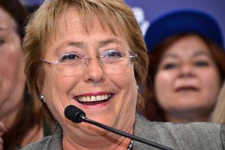 <p>Bacheltet está en plena campaña por volver a La Moneda.</p>