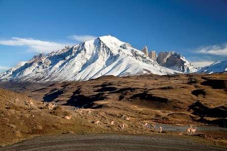 <p>Torres del Paine: omais belo cenário da Patagônia</p>