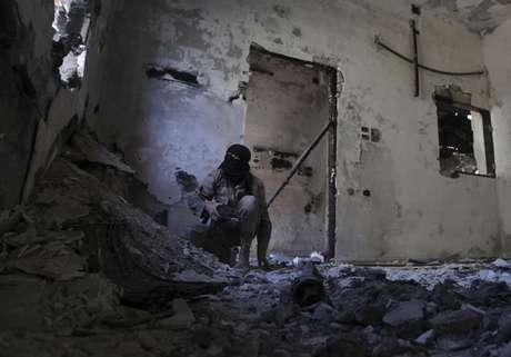 <p>O conflito na Síria já deixou cerca de 100 mil mortos</p>