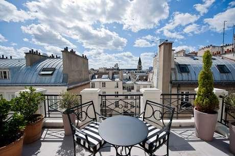 <p>L Hotel, Paris, França</p>