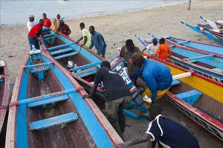 Dos pescadores de Bermeo, encarcelados en Senegal por delito ecológico