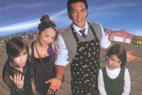 Rolando Tarajano protagonizó 'Amo de casa'.