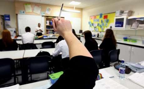 Ranking mede o stadus dos professores em diferentes países